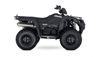 2018 KingQuad 750AXi Power Steering Matte Black