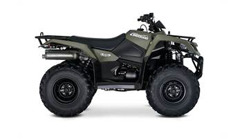 2018 KingQuad 400FSi Manual