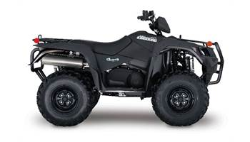 2018 KingQuad 500AXi Power Steering SE Matte Black