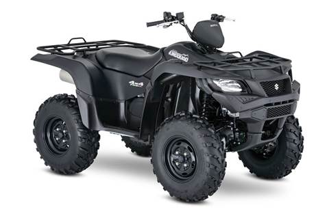 2018 KingQuad 750AXi Power Steering Special Edition