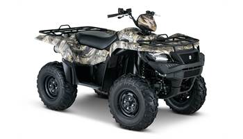2018 KingQuad 500AXi Power Steering Camo