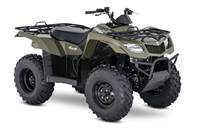 2018 Suzuki KING QUAD 400 4x4