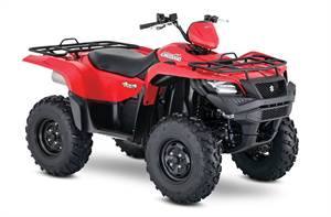 KingQuad 750 EPS