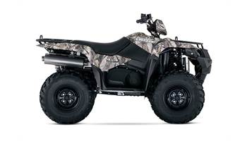 2018 KingQuad 750AXi Power Steering Camo