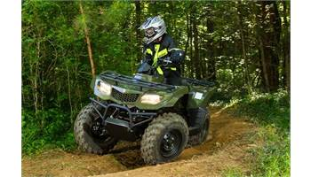 2018 King Quad 400 ASi
