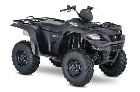 2018 KingQuad 500AXi Power Steering Special Edition