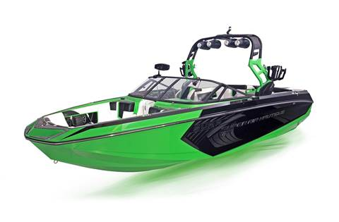 2018 Super Air Nautique G25