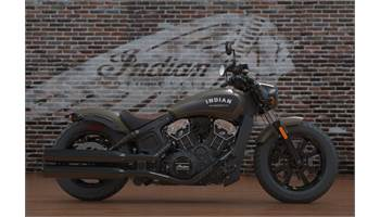 2018 Indian® Scout® Bobber - Color Option