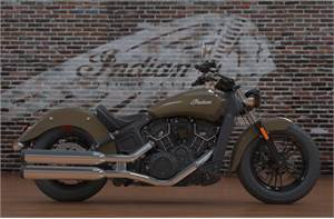Indian® Scout® Sixty - Color Option