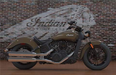 2018 Indian® Scout® Sixty - Color Option