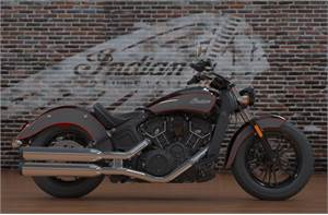 Indian® Scout® Sixty ABS - Two-Tone Option