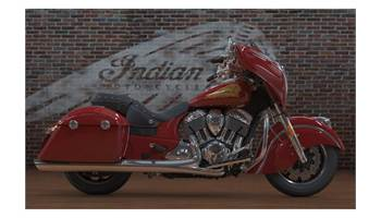 2018 Indian® Chieftain Classic - Color Option