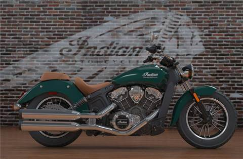 2018 Indian® Scout® - Color Option