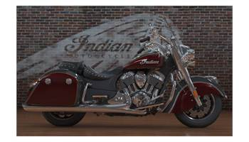 2018 Indian Springfield® - Two-Tone Option