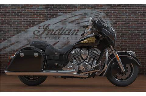 2018 Indian® Chieftain Classic
