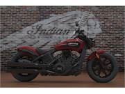 Indian Motorcycle Red