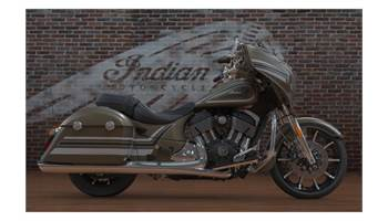 2018 Chieftain Limited