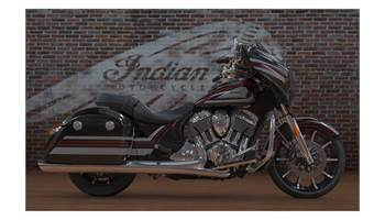 2018 Indian® Chieftain® Limited - Two-Tone Option