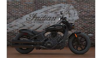2018 Indian® Scout® Bobber