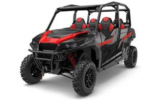 Polaris GENERAL™ 4 1000 EPS - Black Pearl