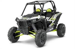 RZR XP® 1000 EPS - White Lightning