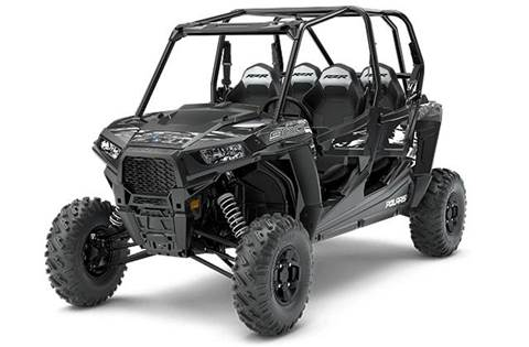 2018 RZR® S4 900 EPS - Black Pearl
