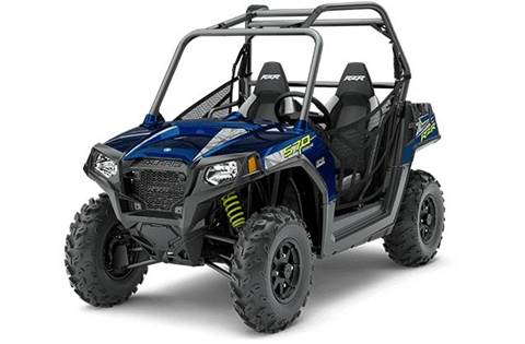 2018 RZR® 570 EPS - Navy Blue