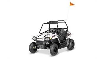 2018 RZR® 170 EFI - Bright White/Indy Red