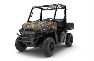 RANGER® 570 - Polaris Pursuit® Camo