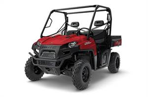 RANGER® 570 Full-Size - Solar Red