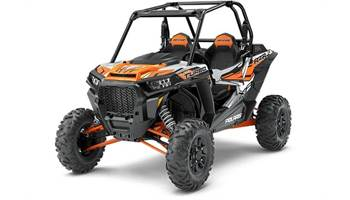 2018 RZR XP® Turbo EPS - Ghost Gray