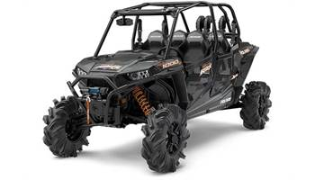 2018 RZR XP® 4 1000 EPS High Lifter Edition - Stealth Black