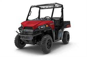 RANGER® 500 - Solar Red