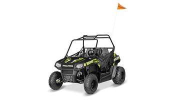 2018 RZR® 170 EFI - Lime Squeeze/Cruiser Black