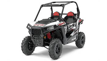 2018 RZR® 900 EPS - White Lightning