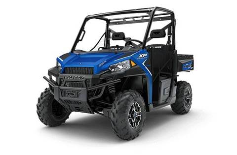 2018 RANGER XP® 900 EPS - Radar Blue