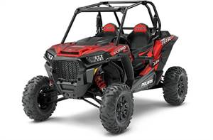 RZR XP® Turbo EPS FOX Edition - Matte Sunset Red
