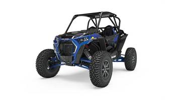 2018 RZR XP® Turbo S - Polaris Blue