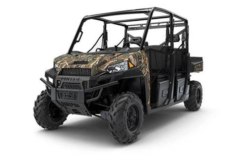 2018 RANGER CREW® XP 1000 EPS - Polaris Pursuit® Camo