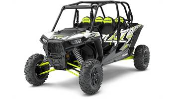 2018 RZR XP® 4 1000 EPS - White Lightning