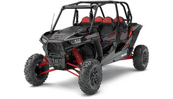 2018 RZR XP 4 1000 EPS Ride Command Edition - Black Pearl