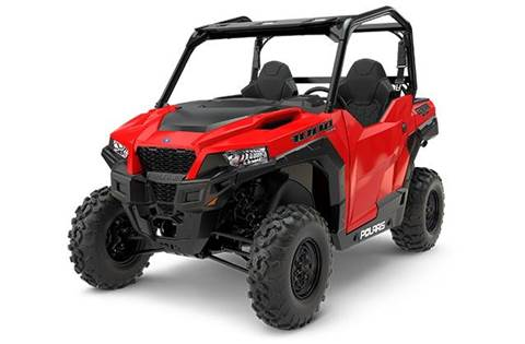 2018 Polaris GENERAL™ 1000 EPS - Indy Red