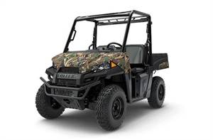 RANGER® EV Li-Ion - Polaris Pursuit® Camo
