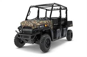 RANGER CREW® 570-4 - Polaris Pursuit® Camo
