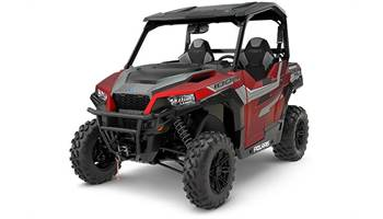 2018 Polaris GENERAL™ 1000 EPS Ride Command Edition - Matte Sunset Red