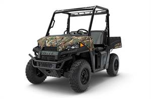 RANGER® EV - Polaris Pursuit® Camo