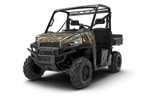 RANGER XP® 900 - Polaris Pursuit® Camo