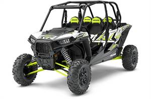 RZR XP® 4 1000 EPS - White Lightning