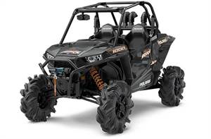 RZR XP® 1000 EPS High Lifter Edition - Stealth Bla