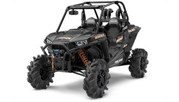 2018 RZR XP® 1000 EPS High Lifter Edition - Stealth Black
